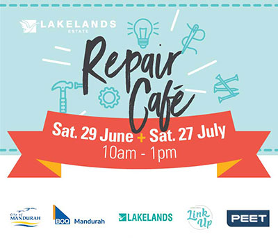 Lakelands Repair Cafe