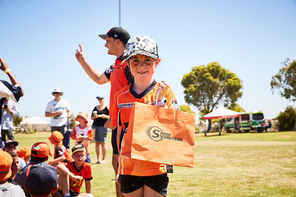 golden bay scorchers