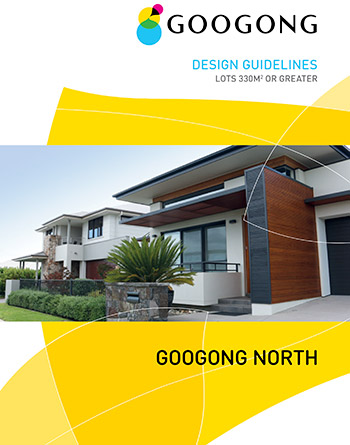 Googong North Design guidelines full document