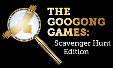 The Googong Games - Scavenger Hunt Edition