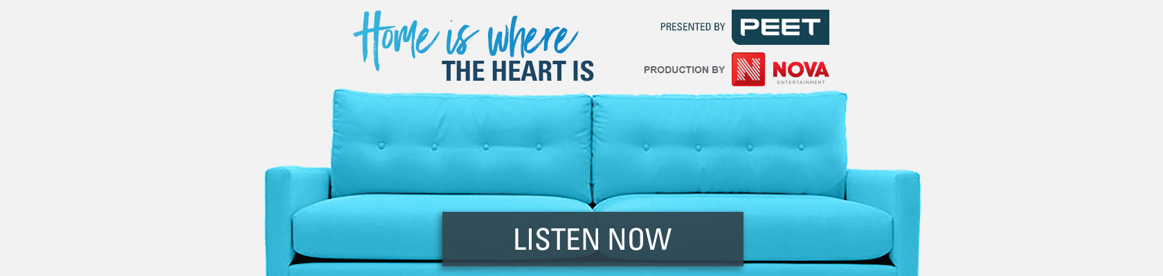 Home is where the heart is podcast