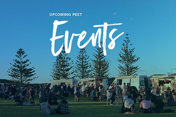 Peet Communities April Events