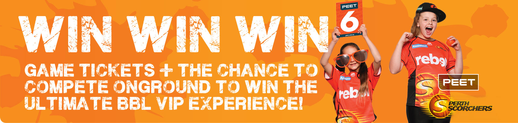 Win Scorchers game tickets