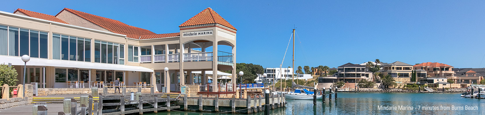 Burns Beach Shops and Entertainment Nearby