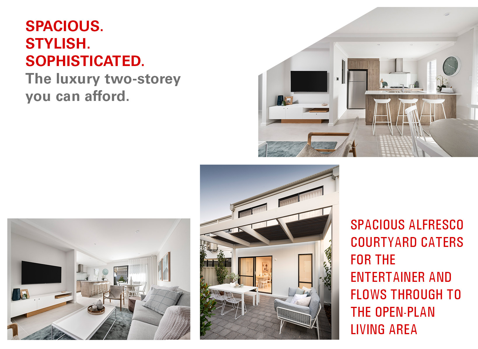 Movida Estate Homebuyers Centre Townhouse Duet Series