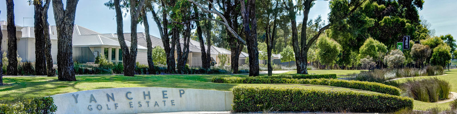 Yanchep Golf Estate Entry Statement