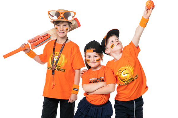 Shorehaven Perth Scorchers Community Fan Day