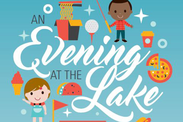 An Evening at the Lake graphic