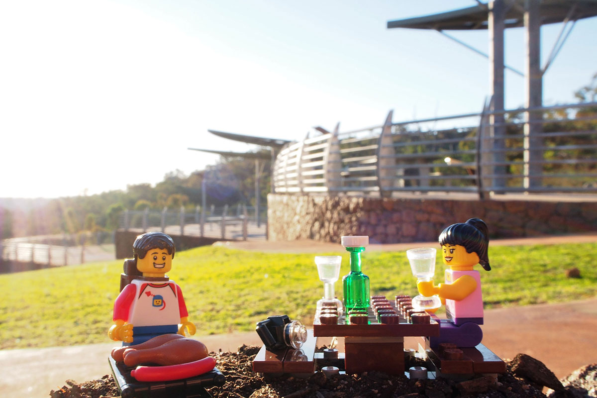 LEGO Travellers at Avon Ridge