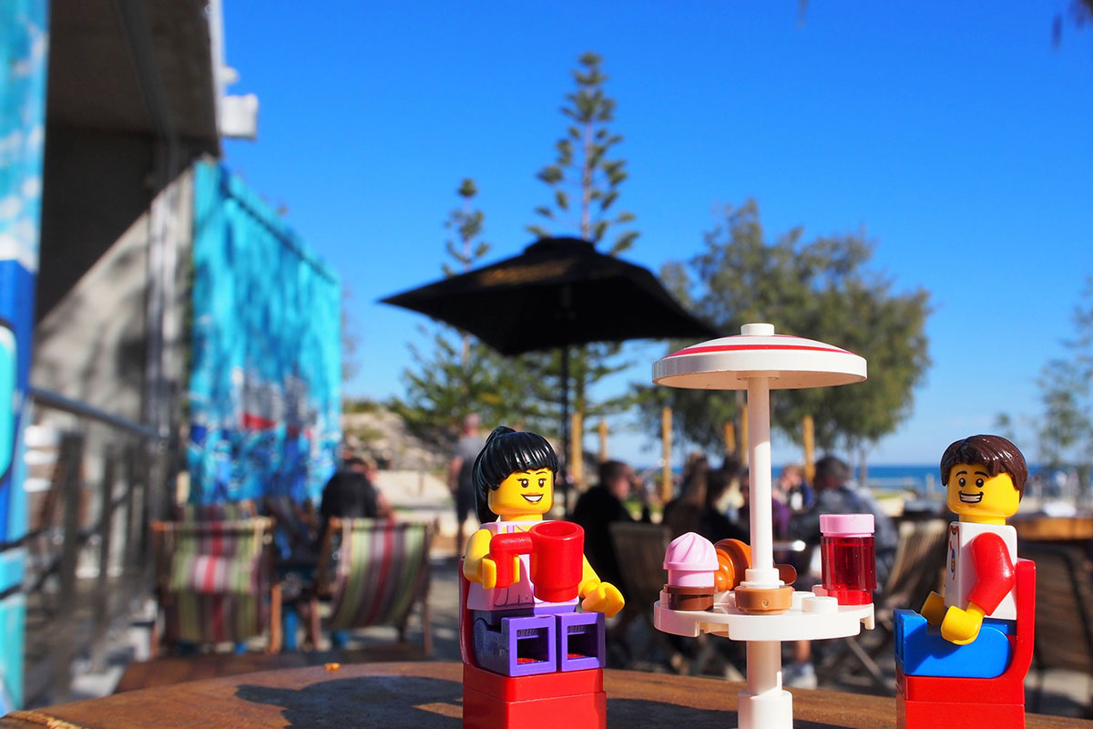 LEGO Travellers at Shorehaven