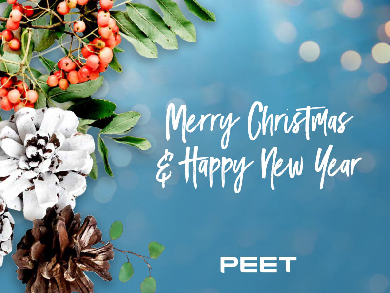 Merry Christmas from Peet