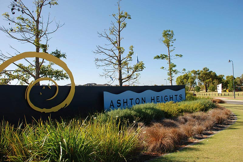 Ashton feature sign