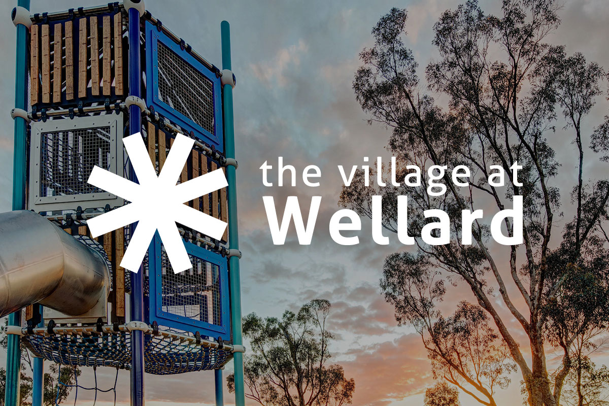 The Village at Wellard estate card