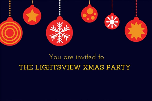 Lightsview Xmas Party