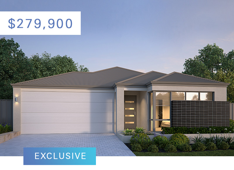 Peet Homes Baldivis house and land package