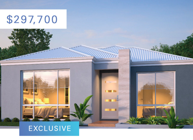 Wellard House and land package
