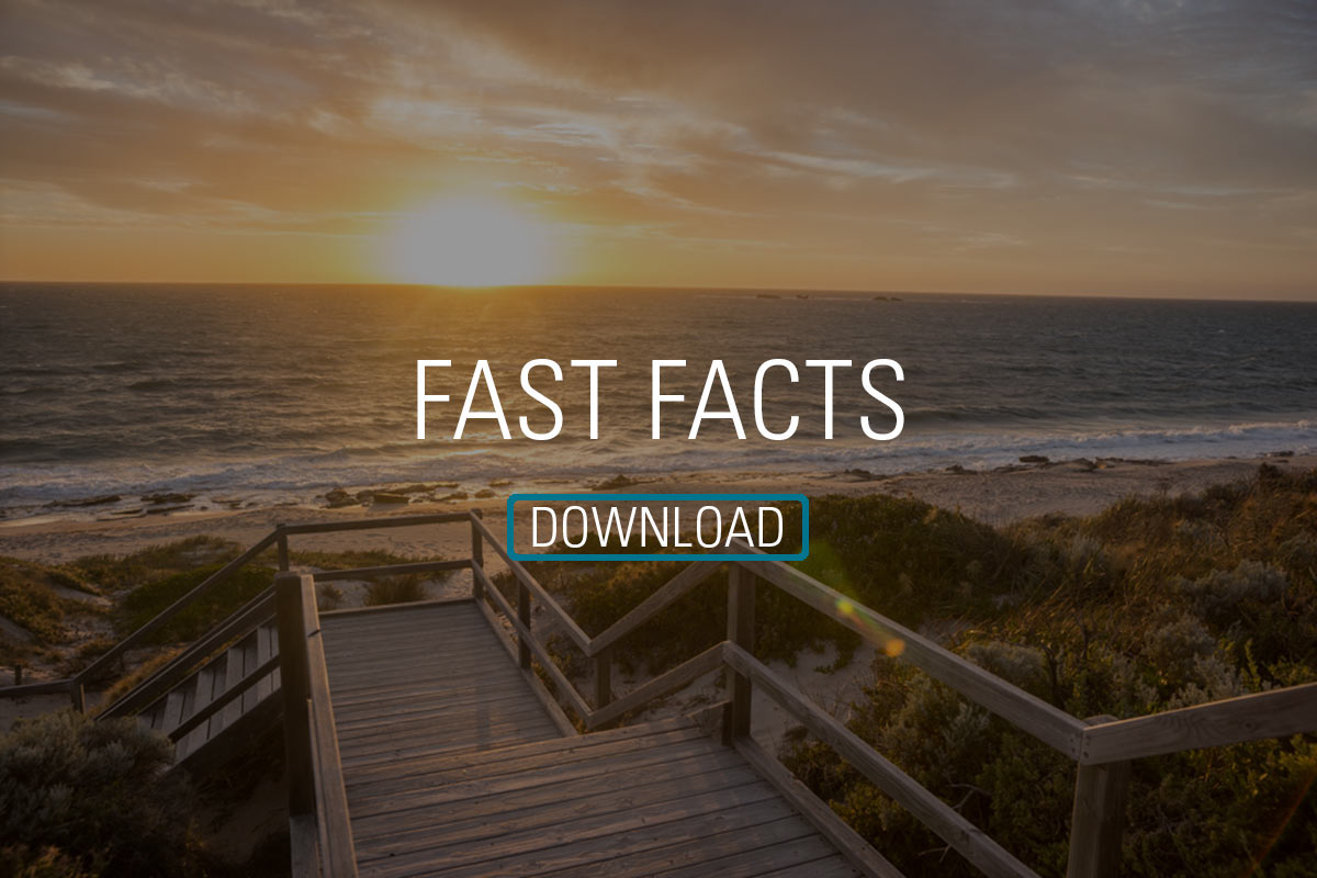 Burns Beach Fast Facts