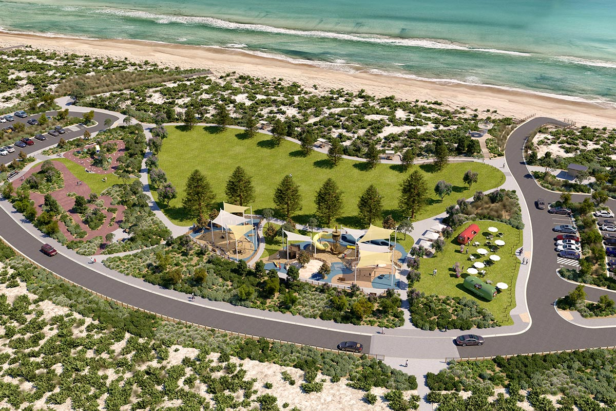 Golden Bay Future Foreshore Park