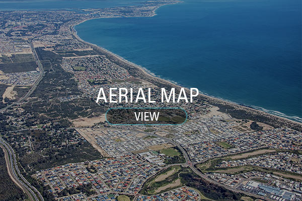 Golden Bay Aerial Map