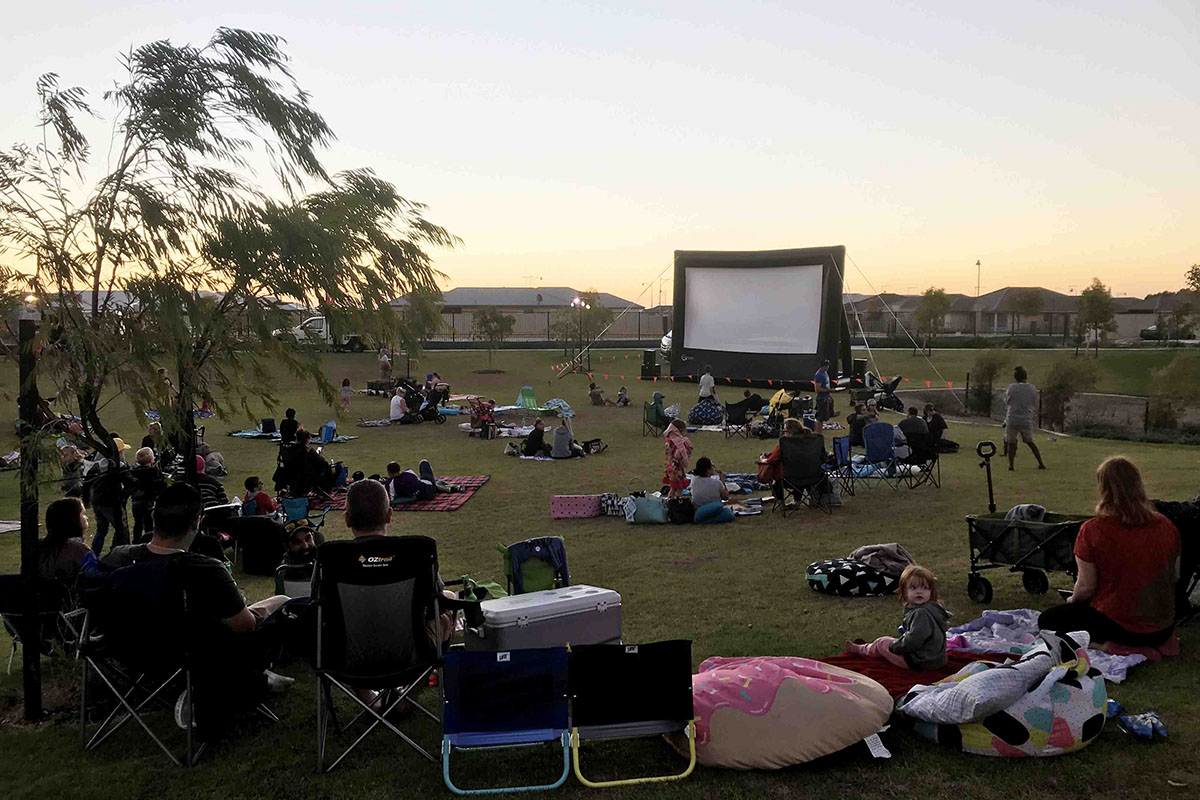 Golden Bay Easter Movie Night 2018