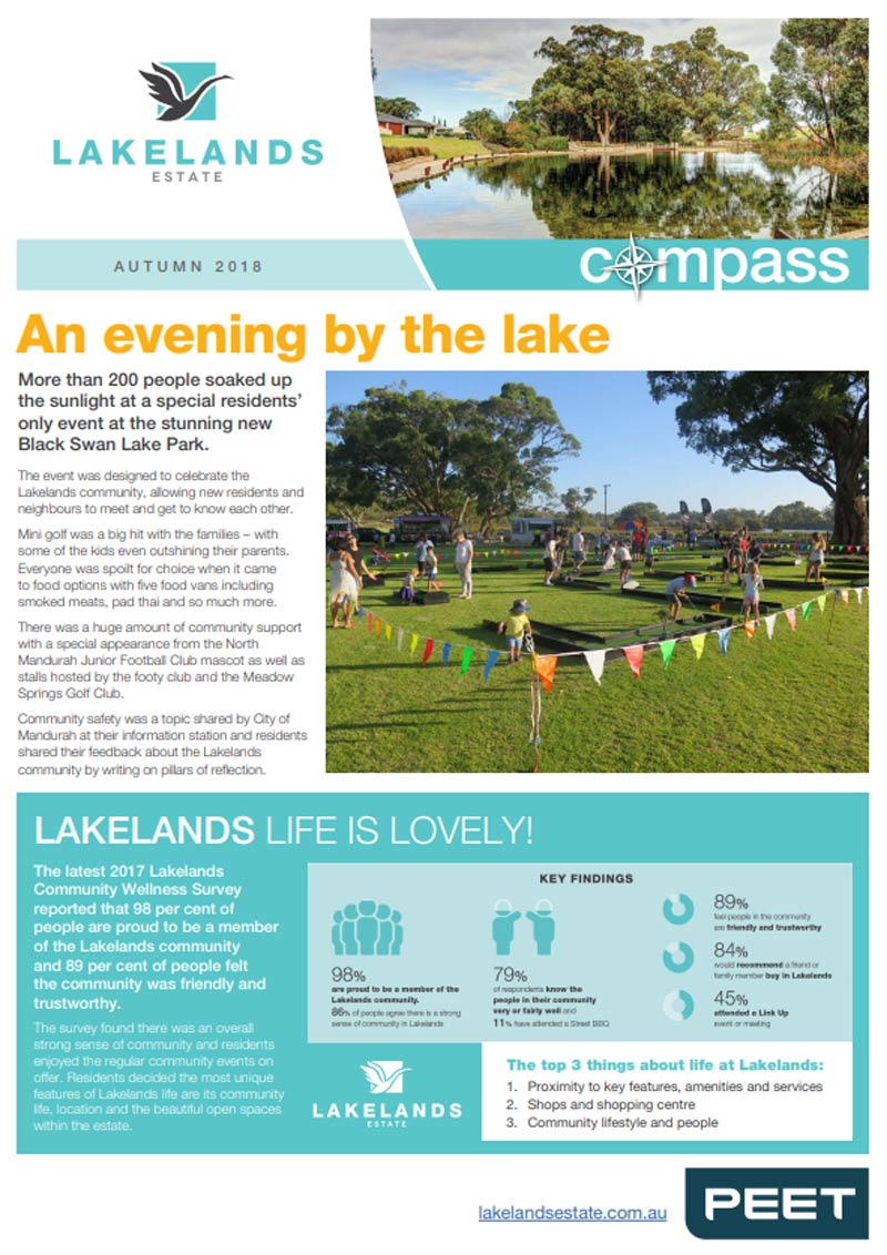 Lakelands Community Newsletter