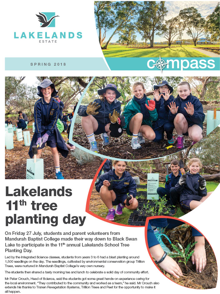 Lakelands Spring Newsletter