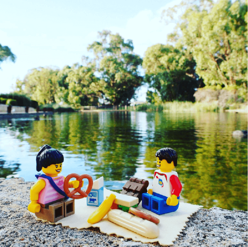 Lakelands lego travellers