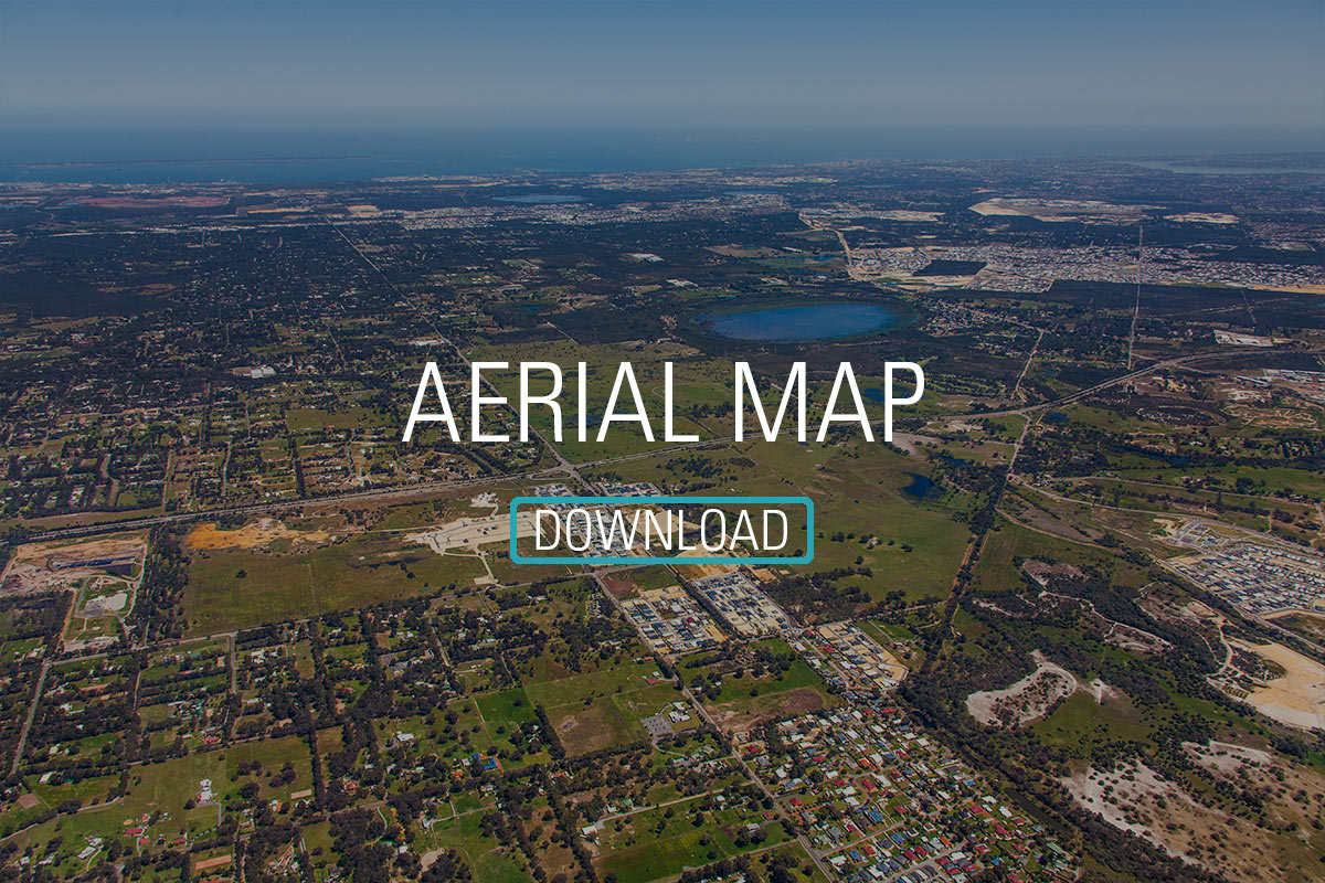 The Avenue Aerial Map