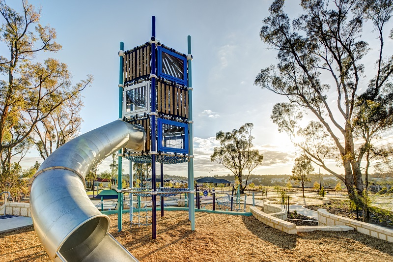 slide adventure park the village at wellard
