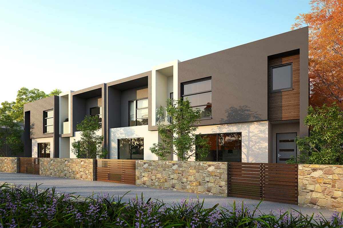 Aspect Norsta townhouses