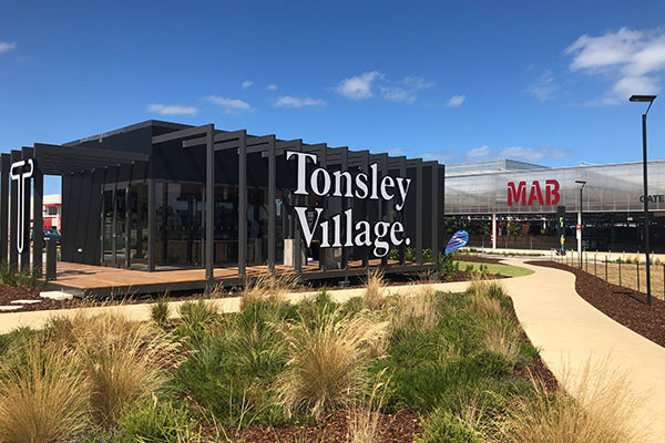 Tonsley Village sales office