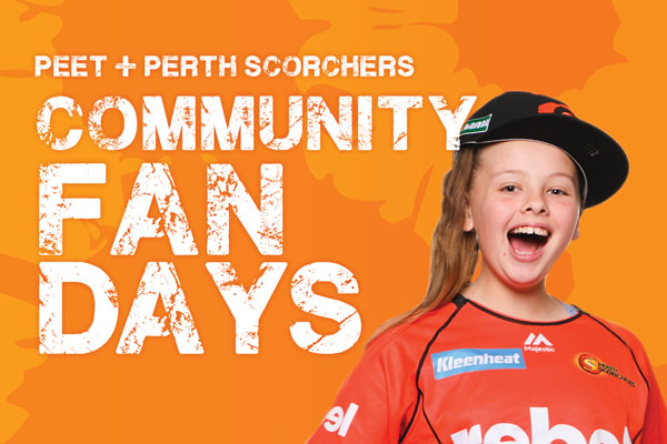 The Village at Wellard Scorchers fan day