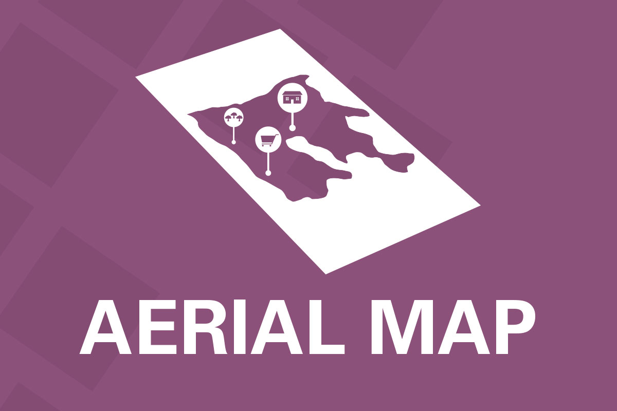 Aston Aerial Map