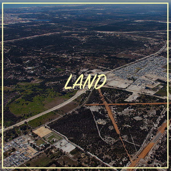 land in Brabham