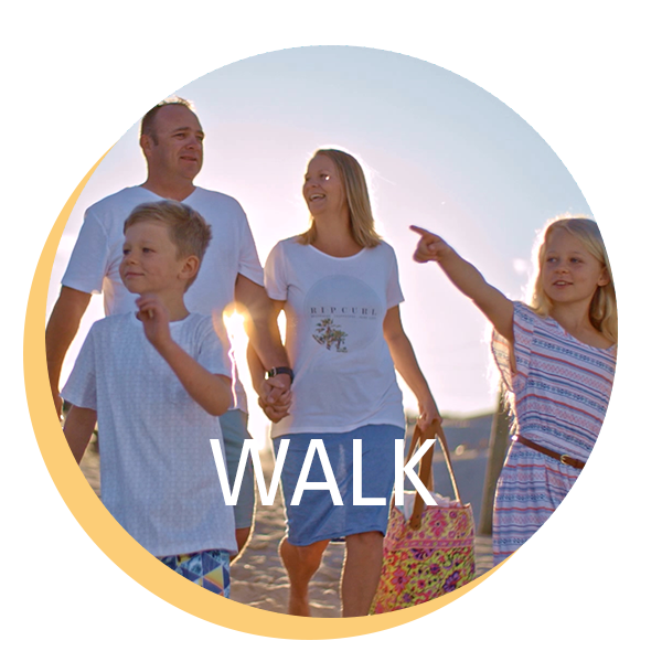 Golden Bay Walk Precinct