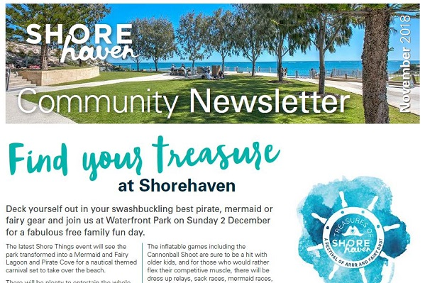 shorehaven newsletter_Nov18_resized