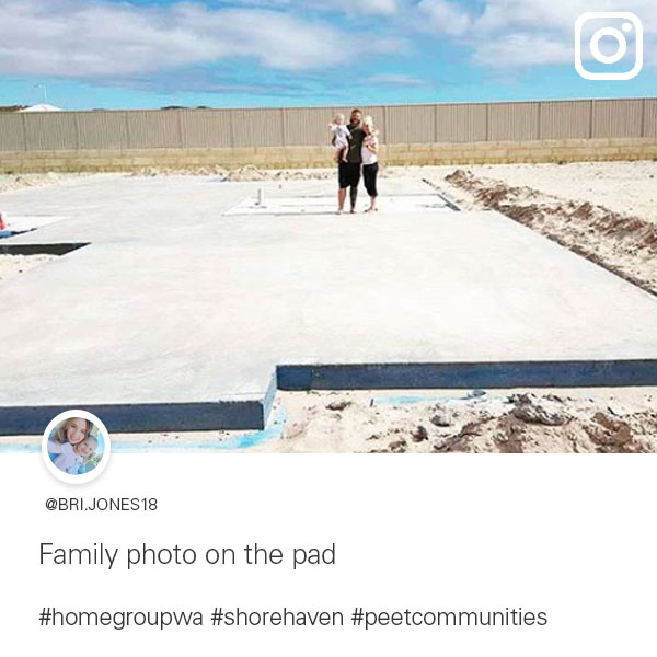 shorehaven building alkimos first homebuyers