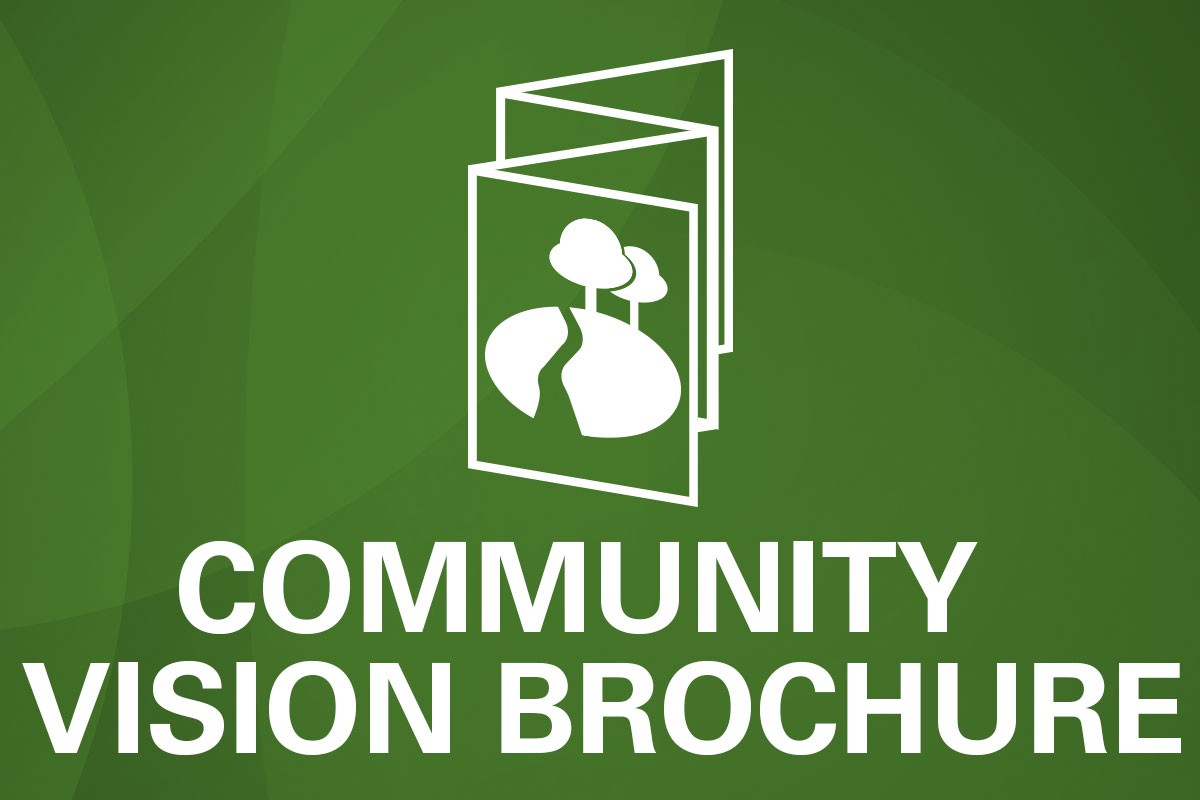 Community Vision Brochure