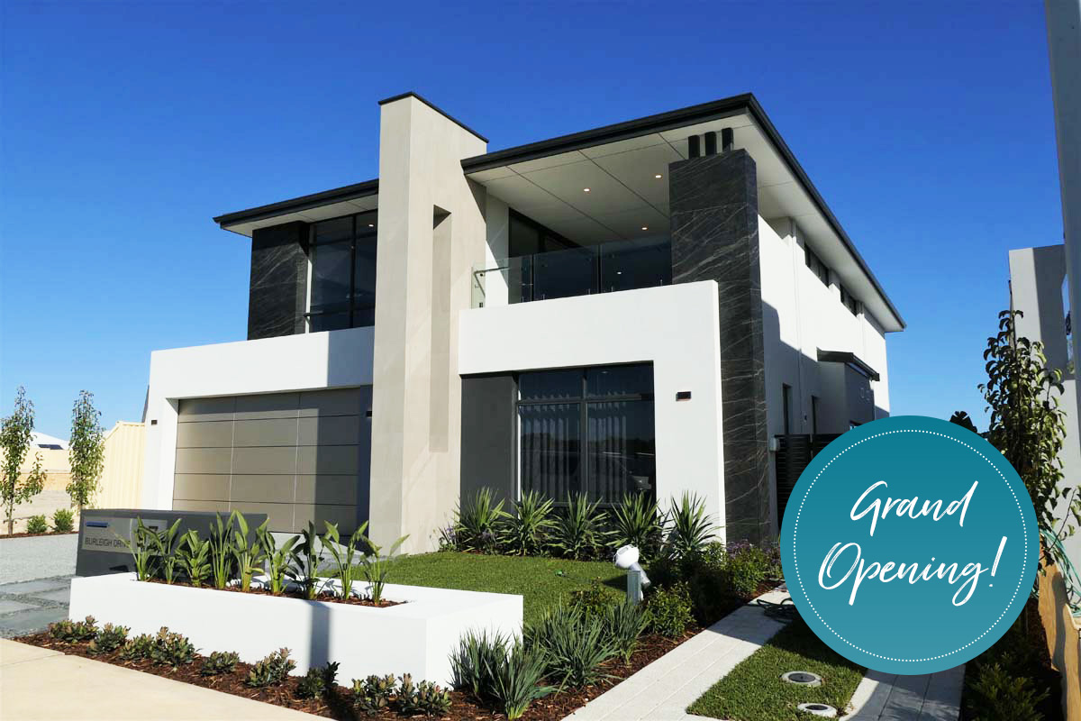 Burns Beach Display Home The Noosa by Ventura Homes