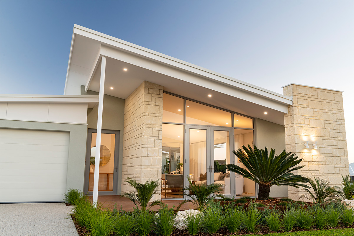 Burns Beach The Indiana by Dale Alcock Homes