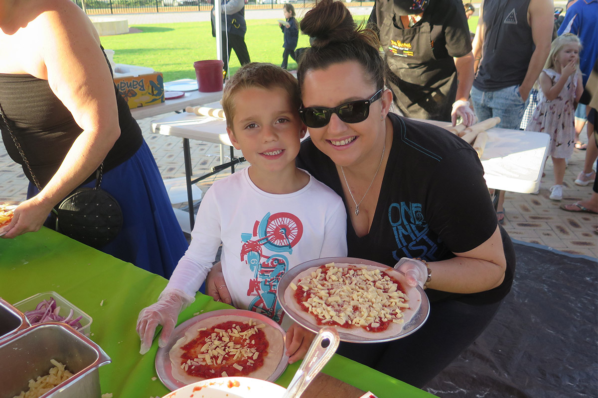 Golden Bay Pizza and Putt Putt Community Event