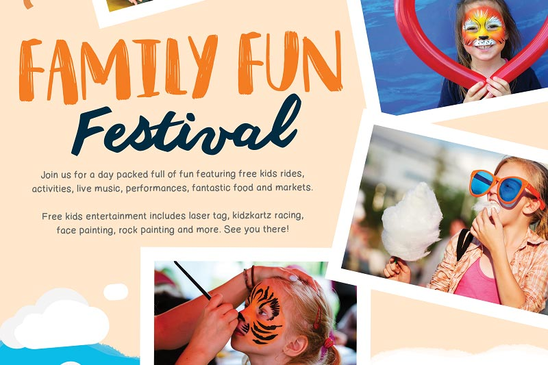 Family Fun Day Poster